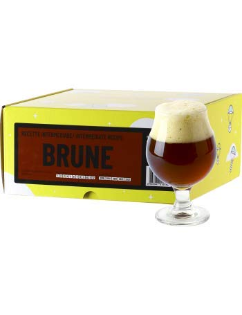 HOPT Nachfüllung Bier.: Bier Brau Kit für fortgeschrittene Brauer (Nachfüllung Dunkles Bier.: Bier Brau Kit für fortgeschrittene Brauer)
