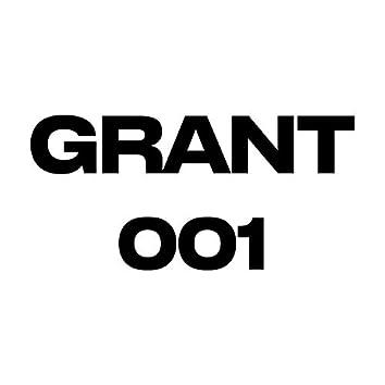 Grant 001