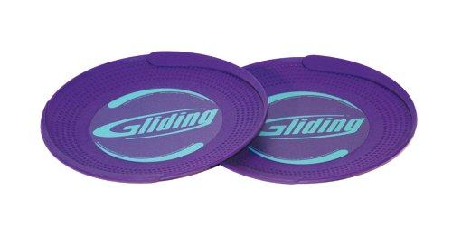Gliding Discs Individual Kit Carpet, 1 Pair