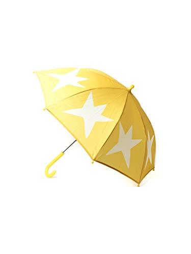 Paraguas Infantil Agatha Ruiz de la Prada Amarillo de Estrellas