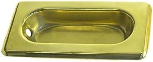 Brass Window Sash Lift   3 1/8