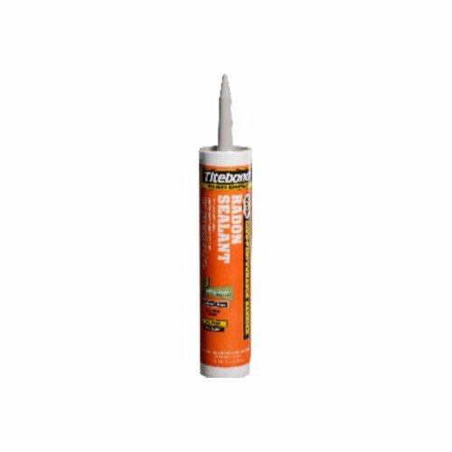 Titebond 3251 Radon Sealant, 10.1 Oz, Gray