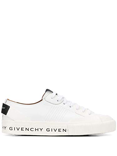 Givenchy Luxury Fashion Damen BE000TE0GA100 Weiss Leder Sneakers | Frühling Sommer 20