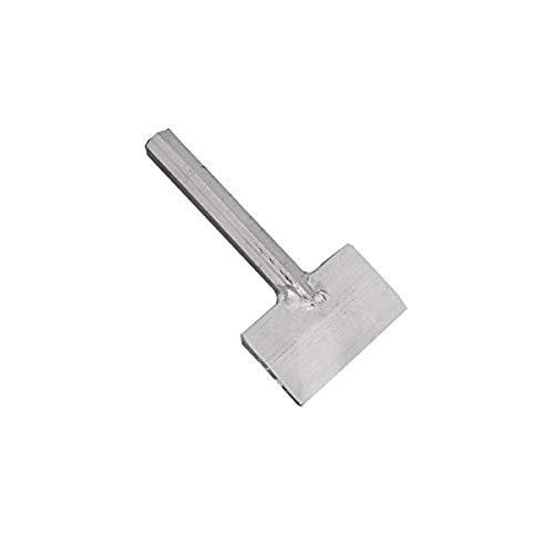 BonWay 32-290 4-Inch Aluminum Detail Chisel