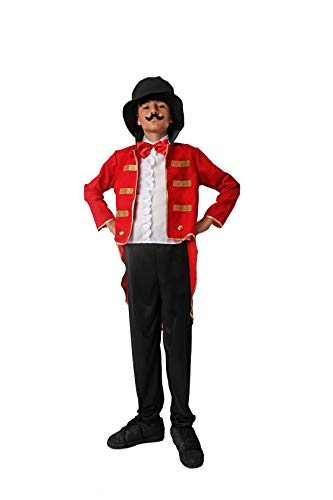 Costumizate! Disfraz de Domador Talla 5-6 Especial para niños Fiestas de Disfraces o Carnaval