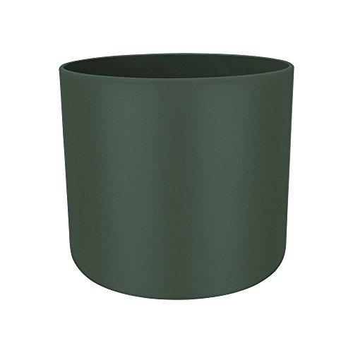 Elho B.for Zachte ronde bloempot, 1,6 liter Single 18 cm bladgroen