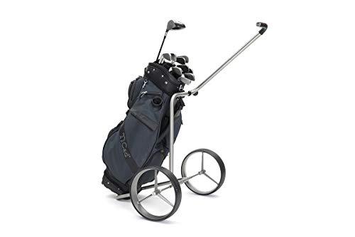 TiCad Star 2 Rad Golftrolley mit Titan Rändern - 8