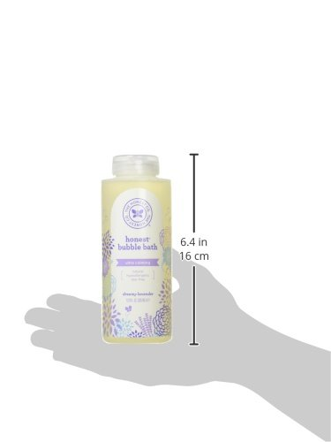 The Honest Company Truly Calming Lavender Bubble Bath Tea   r Free Kids Bubble Bath Naturally Derived Ingredients