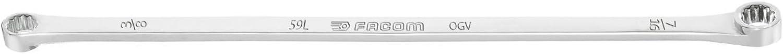 FACOM 59L.5 8x3 4 Ringschlüssel, extra lang 5 8  x 3 4 , 1 Stück B00HQBOI04 | Charmantes Design