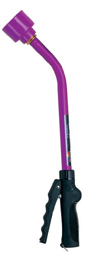 Dramm 12866 Touch-N-Flow Rain Wand 16-Inch Length, Berry