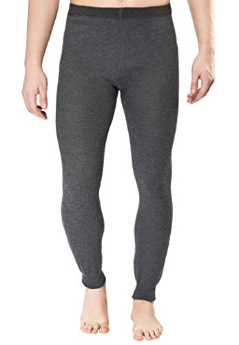Woolpower 200 Leggings Johns, Grey Modèle XL 2020 sous-vêtement