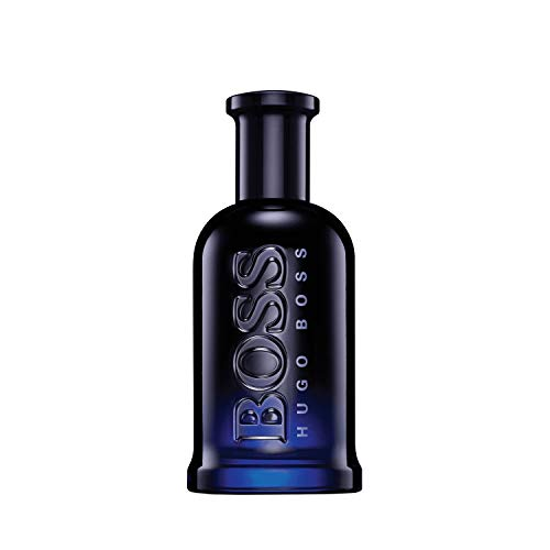 Hugo Boss 58022215 eau de toilette Hombres 200 ml - Eau de toilette (Hombres, 200 ml / 6.7 oz, Madera, Bottled Night, Aerosol, 1 pieza(s))