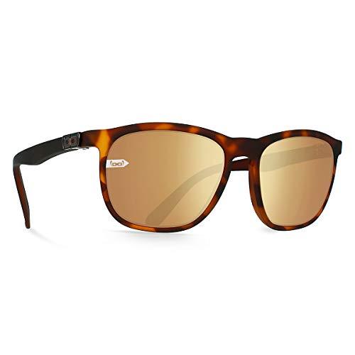 gloryfy unbreakable eyewear Uni Gi13 Soho Sun Havanna Sonnenbrille, braun, One Size