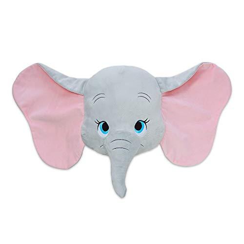 Disney Store Cojín Grande con Cara de Dumbo 44cm