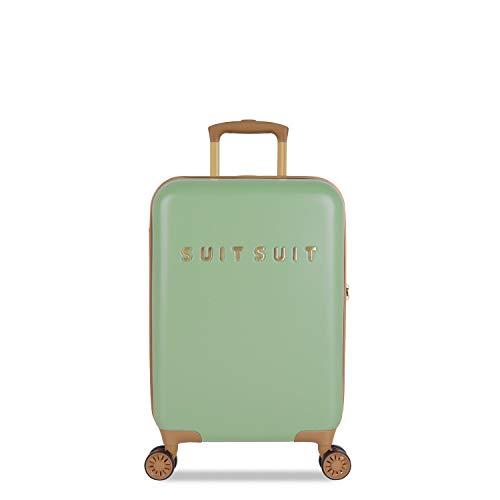 SUITSUIT - Fab Seventies - Handbagagekoffer - 55 cm - Basil Green