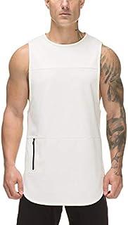 メンズ タンクトップ Tシャツ トレーニングウェア ノースリーブ スポーツウェア トップス 多色 運動