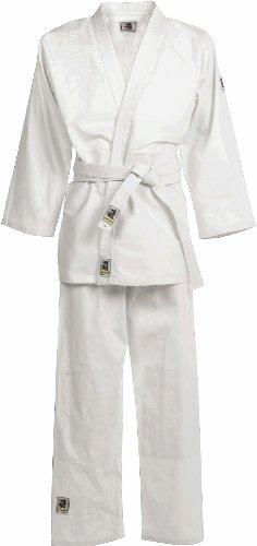 Rucanor Tyro - Tuta Judo, Bianco, 120