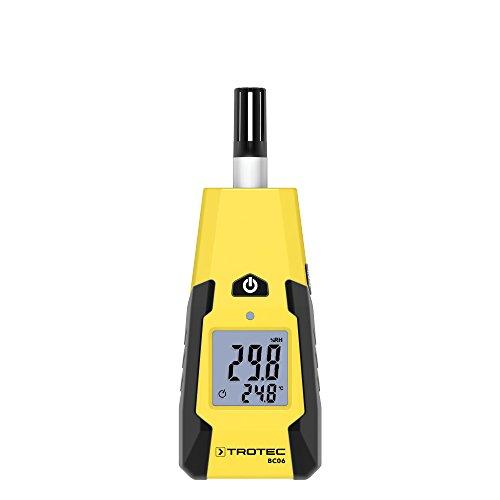 TROTEC BC06 Thermohygrometer Klimamessung Besstechnik Temperatur Luftfeuchte Klima
