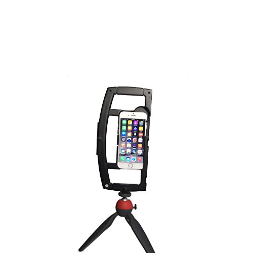 iOgrapher Filmmaking Case for iPhone 6 Plus, Lens Adapter, Tripod Mount, Video Stabilizer Grip