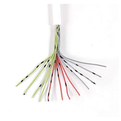 Dönges Cable de instalación J-YY 50 x 2 x 0,6 mm², anillo 500 m