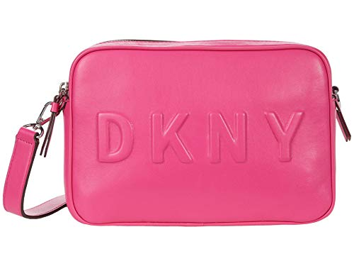 DKNY Tilly Camera Bag Electric Pink One Size
