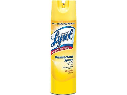 Lysol 445350 Professional Brand III Cleaner Disinfectant Original