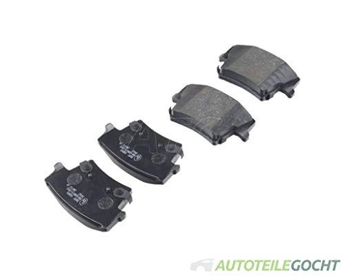 Set Icer Bremsbeläge Scheibenbremse System BOSCH Hinten für CHRYSLER 300 C LX 04-> von Autoteile Gocht
