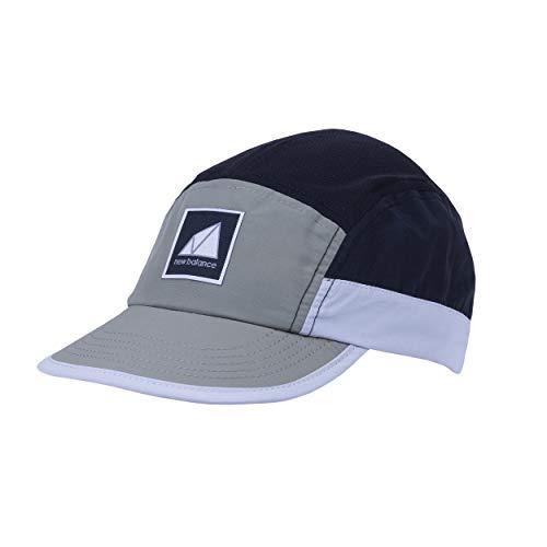 New Balance 5-Panel Camper Hat, Celadon