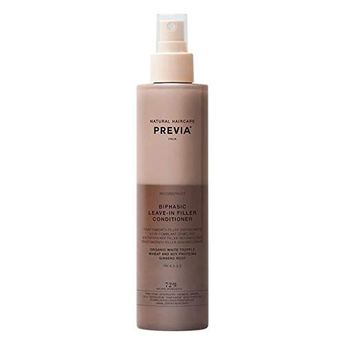 Previa Reconstruct Organic White Truffle Biphasic Leave-In Filler Conditioner 218 ML