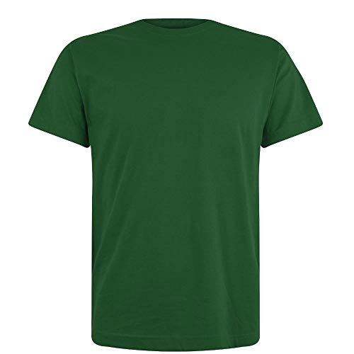 Logostar - Basic T-Shirt - Übergrößen bis 15XL / Forest Green, 6XL