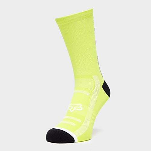 Fox 8 - Calcetines (talla S/M), color amarillo y negro