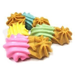 Claudia's Canine - Peanut's Peanut Butter Goobers Pastel - 24 Gourmet Dog Treats