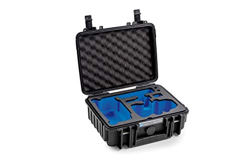 B&W outdoor.cases Typ 1000 mit DJI Mavic Mini Inlay