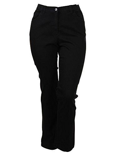 Schwarze Jeans, Größe 52L, Damen, KJ Brand
