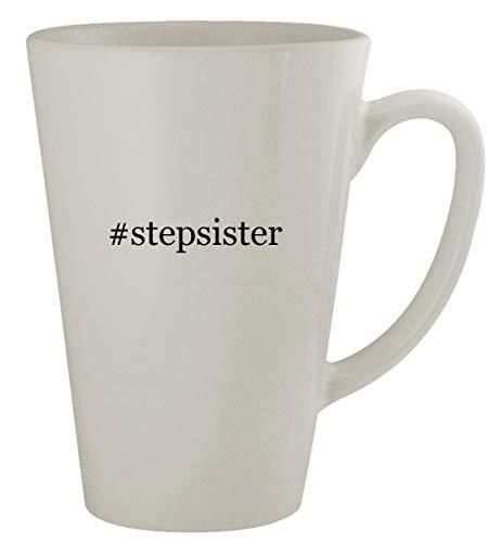#stepsister - 17oz Latte Coffee Mug Cup