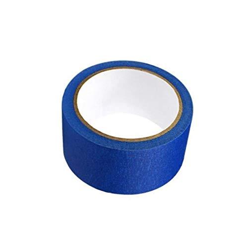 L-Yune,bolt 3D Printer Riscaldamento Blue Bed Nastro ad Alta Temperatura poliimmide Nastro Adesivo Blu Larghezza 50 Millimetri Lunghezza 30m for I3 for Anet A8 A6 (Colore : Blue, Taglia : 1roll)