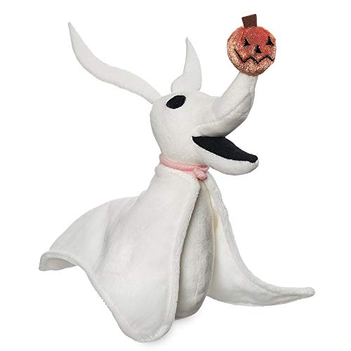 Disney Zero Plush - Tim Burton's The Nightmare Before Christmas - Mini Bean Bag