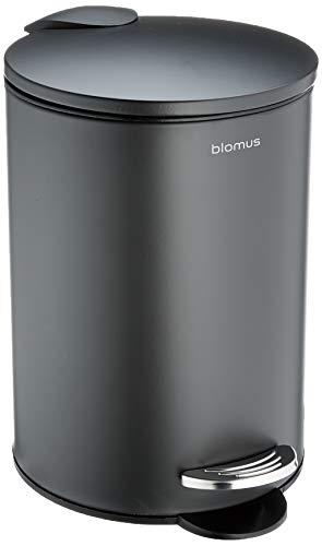 Blomus Treteimer-68888 Treteimer, Anthrazit, 3L