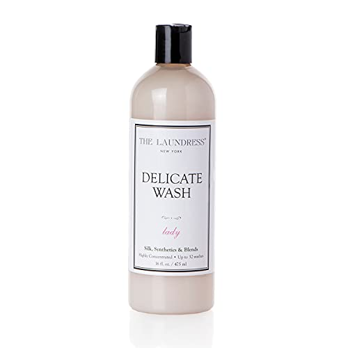 Product Image of the The Laundress New York - Laundry Detergent for Delicates, Fabric Care for Silk, Delicates Detergent, Synthetics and Blends, 16 Fl Oz