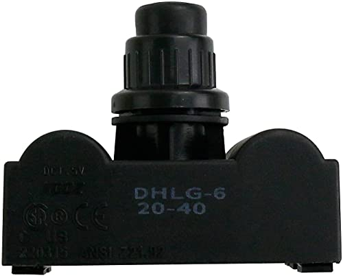 GFTIME 6 Outlet Push Button Igniter, AA Batterie BBQ Ignitor Ersatz für Amana, Backyard Grill, Brinkmann, Fiesta, Kenmore, Nexgill, Uniflame und andere