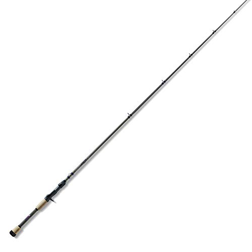 St. Croix Rods Mojo Bass Glass Casting Rod