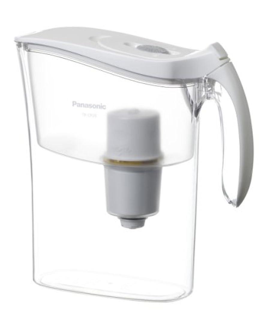 田舎者メカニック経済パナソニック 浄水器 ポット型 ホワイト TK-CP20-W