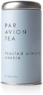 Par Avion Tea in Artisan Tin, Toasted Almond Cookie