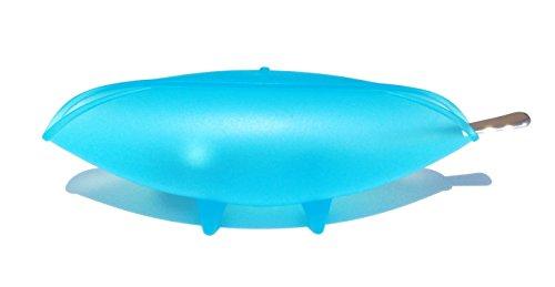 Outlook Design V845310067 Zuzu Zuccheriera Pieghevole, Azzurro