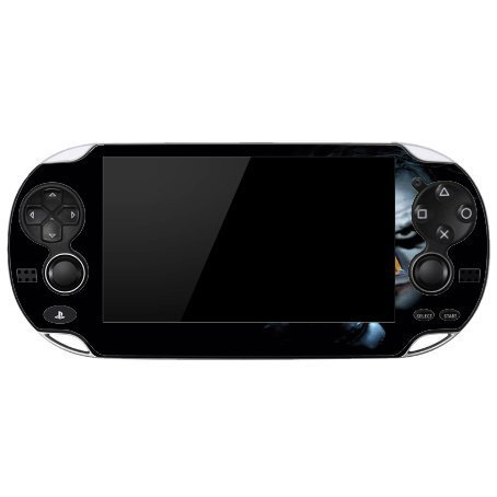 Joke Blue Eyes Dragon Playstation Vita Vinyl Decal Sticker Skin by Demon Decal