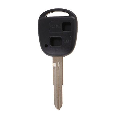 Pieza de Recambio para Interruptores de Kit de Reparación de Llave Remota de 2 Botones