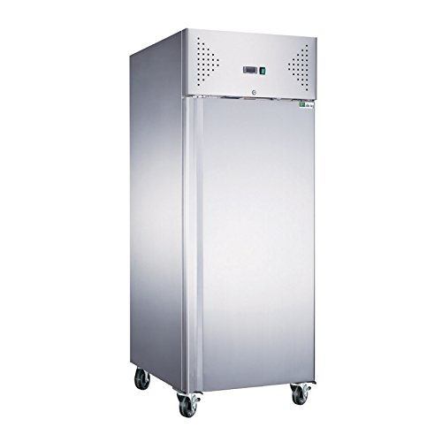 Armoire froide négative inox 650 litres