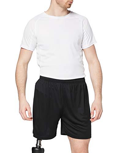Mitre Men Prime 2 Football Training Shorts - Black Large
