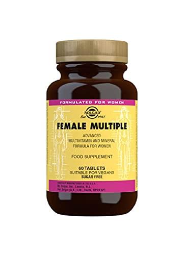 Solgar Female Multiple Tablets - Pack of 60