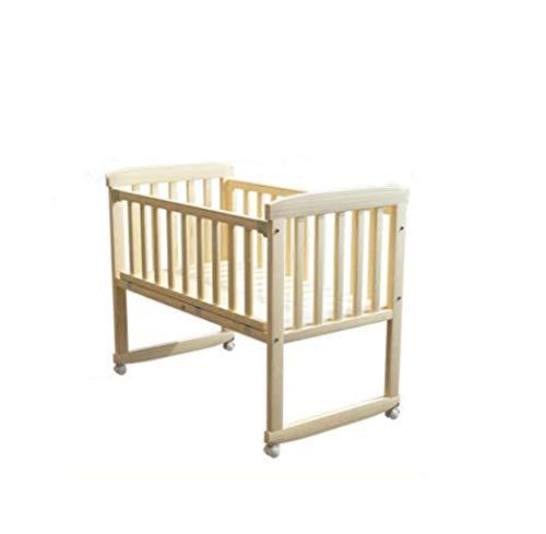 Kinderbett Massivholzbett Baby Shaker Kinderbett Bett Schreibtisch Bett Multifunktionsbett Geben Sie Ihrem Kind EIN Komfortables Schlafklima